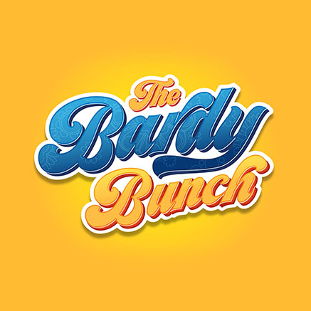 The Bardy Bunch Logo Pack