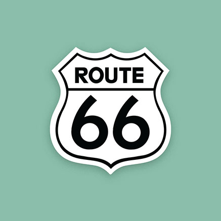 Route 66 Logo Pack
