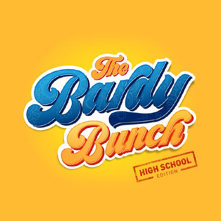 The Bardy Bunch (High School Edition) Logo Pack