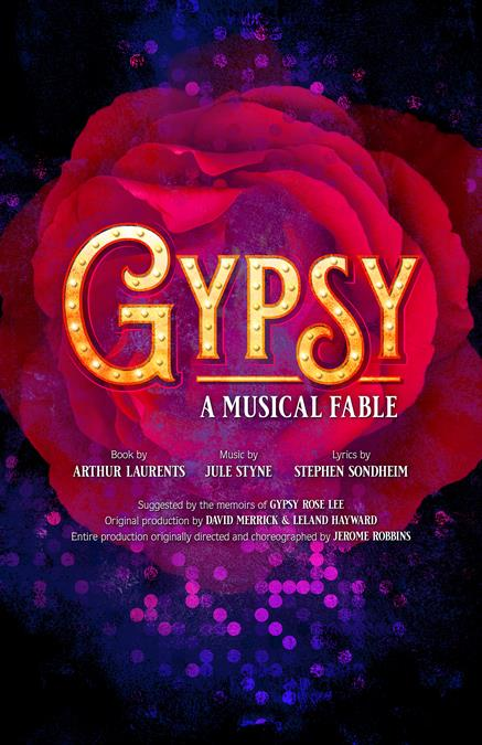Gypsy Theatre Poster