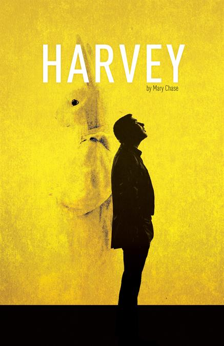 Harvey Theatre Poster
