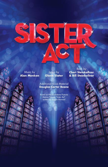 Sister Act Theatre Poster