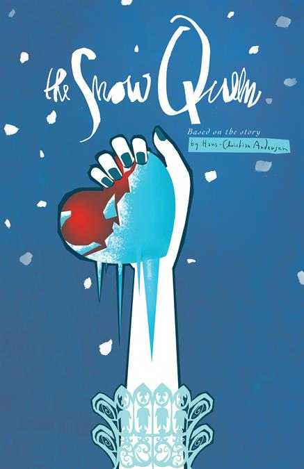 Snow Queen Theatre Poster