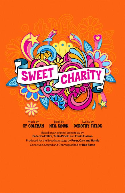 Sweet Charity Theatre Poster