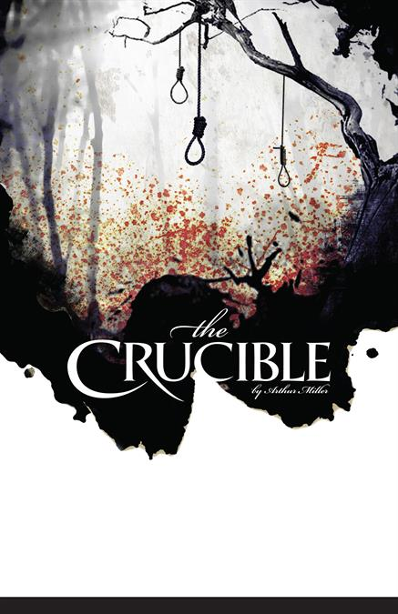 The Crucible Theatre Poster