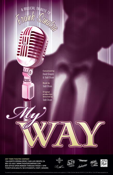My Way Poster Design