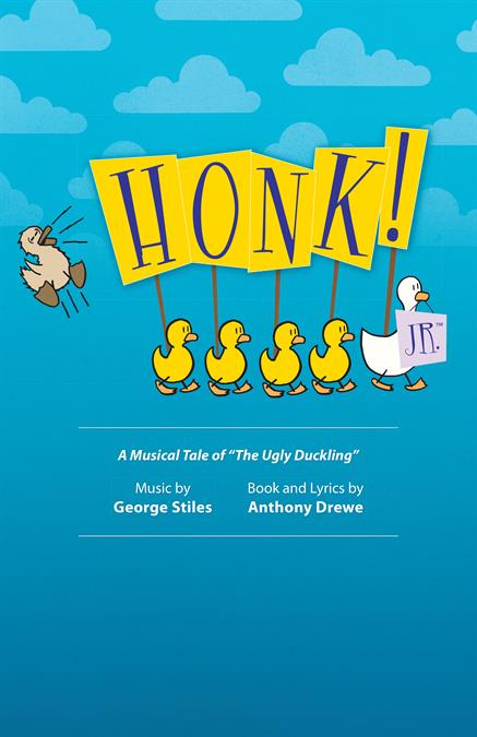 Honk! JR. Poster Design