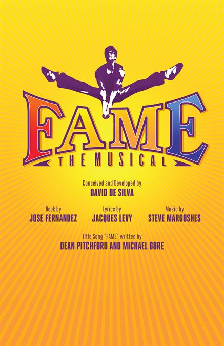 Fame - The Musical Theatre Poster