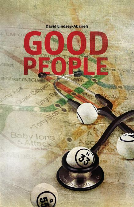Good People Theatre Poster
