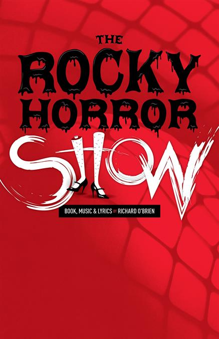 The Rocky Horror Show Poster Design