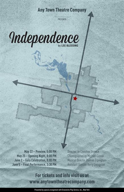 Customize poster for Independence