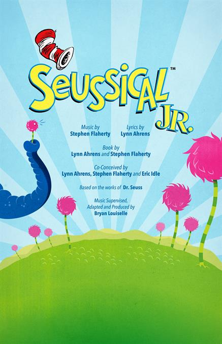 Seussical JR. Theatre Poster