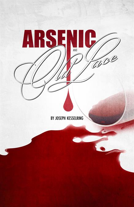 Arsenic and Old Lace Theatre Poster