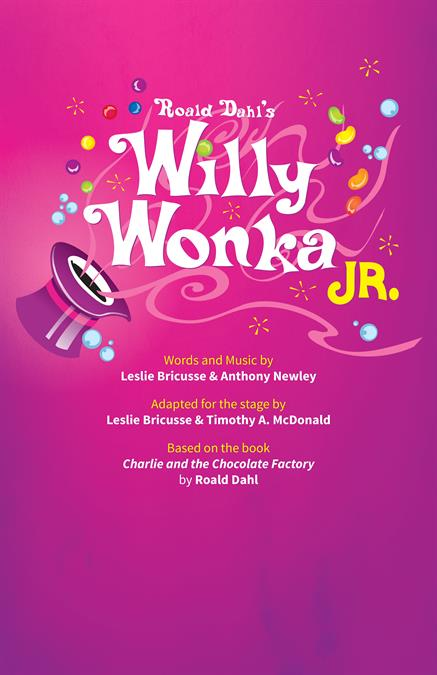 Willy Wonka JR. Theatre Poster