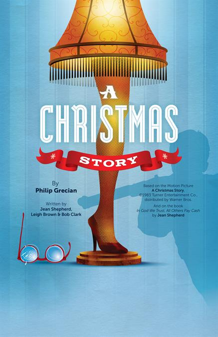 A Christmas Story Poster  A Christmas Story Poster