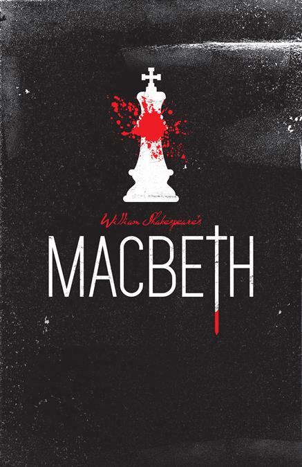 Macbeth Theatre Poster