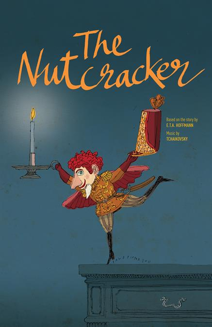 The Nutcracker Poster Design
