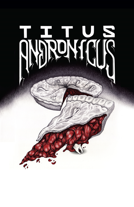Titus Andronicus Theatre Poster