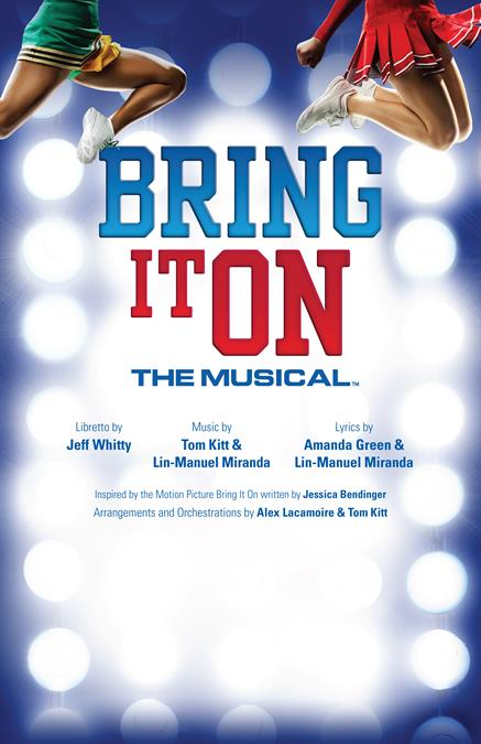 Bring It On Theatre Poster