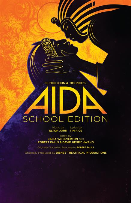 Aida (School Edition) Theatre Poster