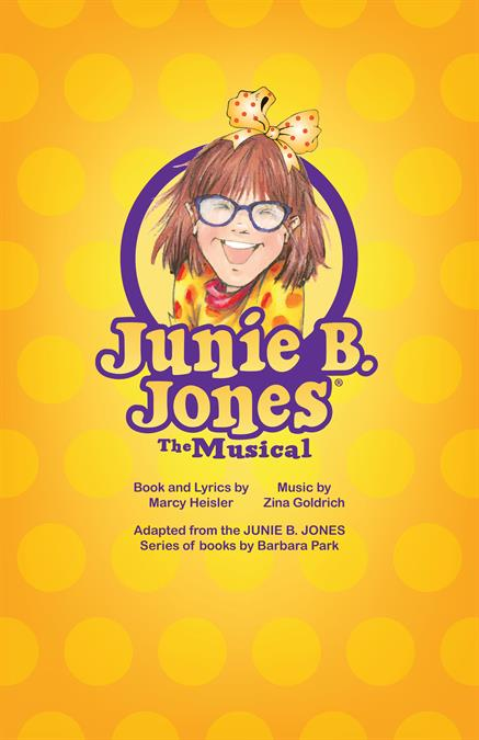 Junie B. Jones Theatre Poster