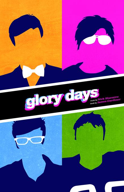 Glory Days Theatre Poster