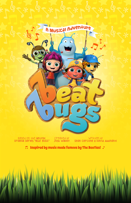 Beat Bugs Theatre Poster