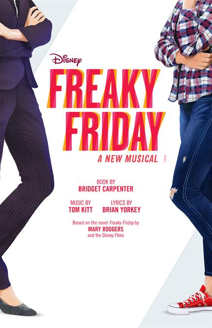 Freaky Friday Theatre Poster