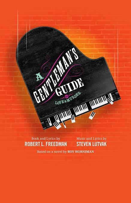 A Gentleman's Guide to Love and Murder Theatre Poster