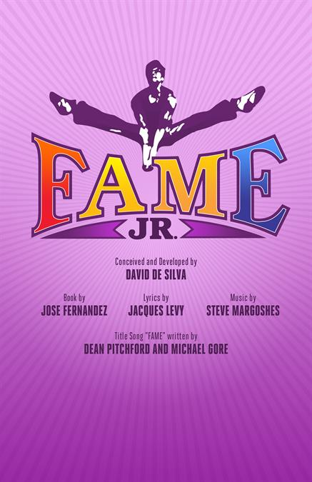Fame JR. Theatre Poster