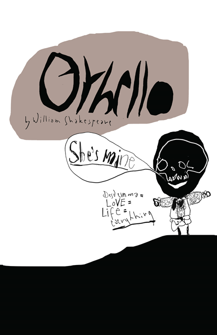 Othello Poster | Design & Promotional Material by Subplot ...