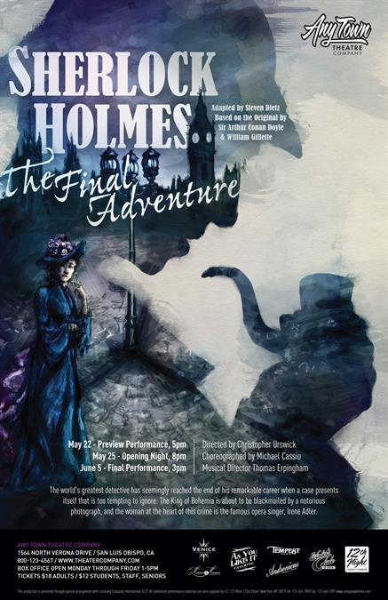 Sherlock Holmes: The Final Adventure Poster
