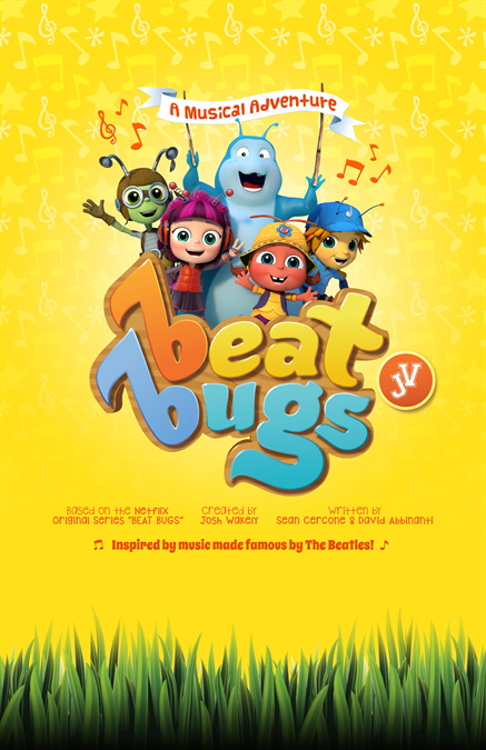 Beat Bugs JV Theatre Poster