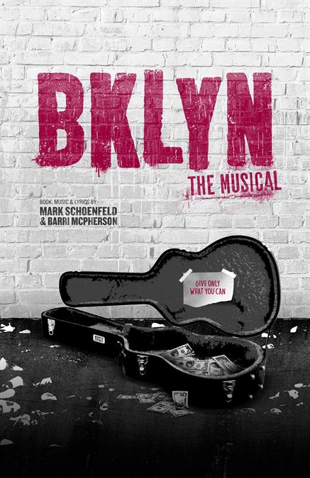 BKLYN The Musical Poster Design