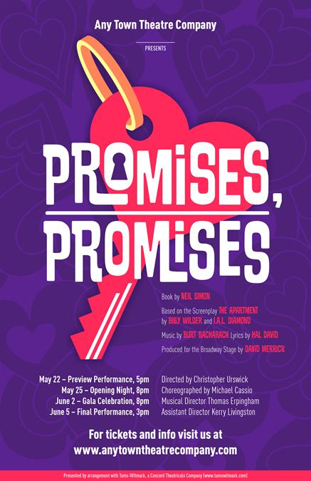 Promises, Promises Poster