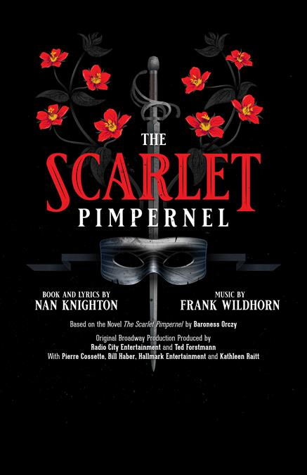 The Scarlet Pimpernel Theatre Poster
