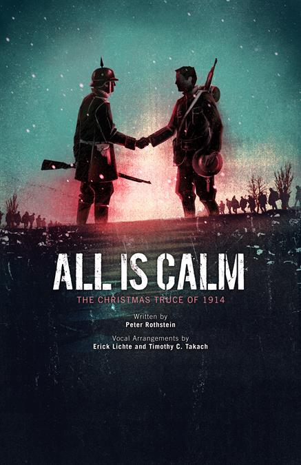 All Is Calm Theatre Poster
