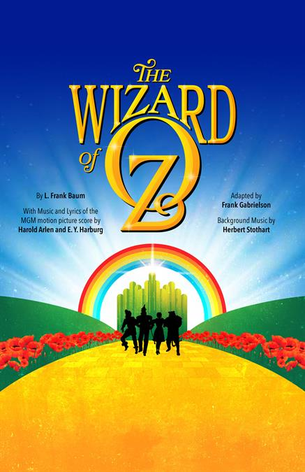 The Wizard of Oz (MUNY Version) Theatre Poster