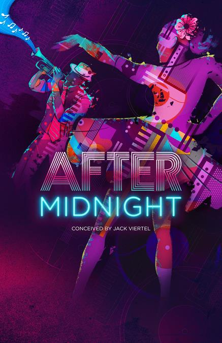 After Midnight Theatre Poster