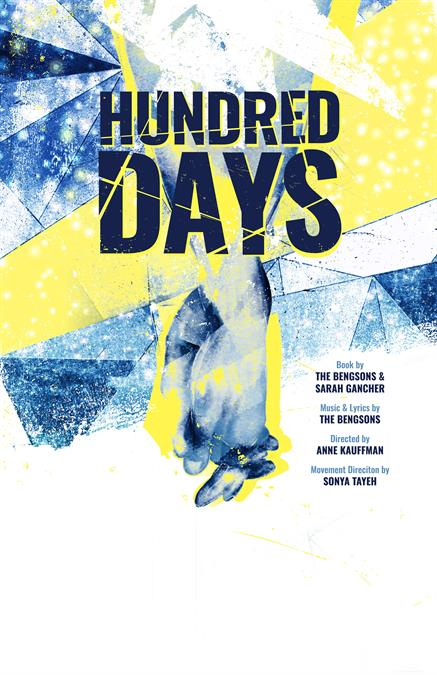 Hundred Days Theatre Poster