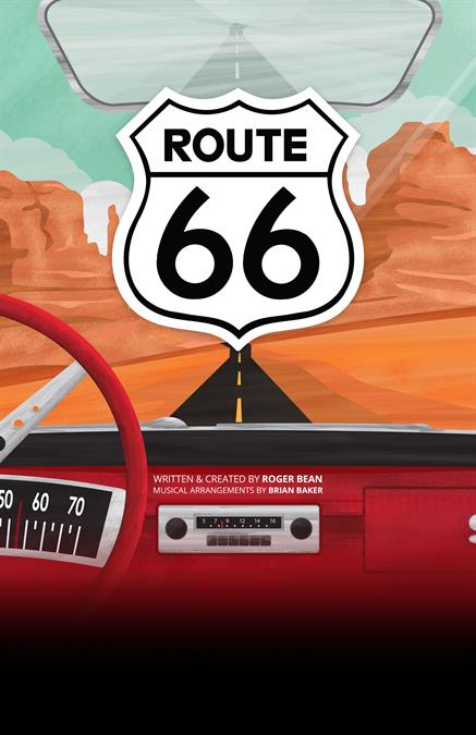 Route 66 Theatre Poster