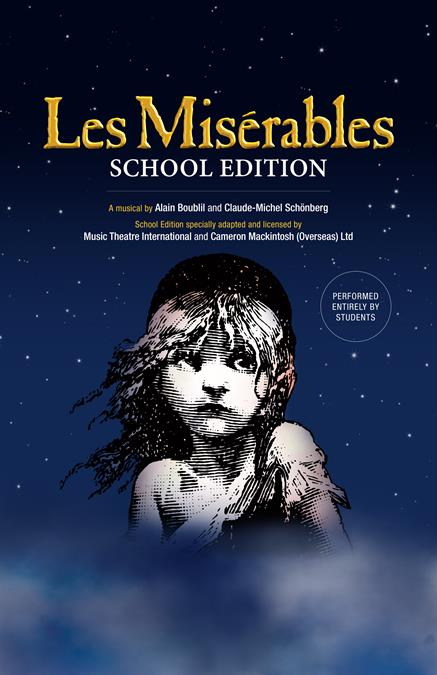 Les Misérables (School Edition) Theatre Poster