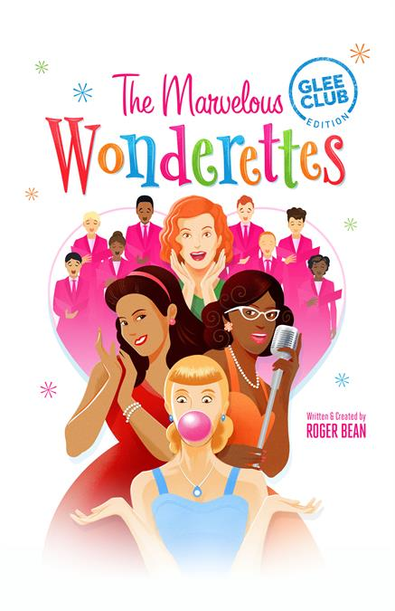The Marvelous Wonderettes: Glee Club Edition Theatre Poster