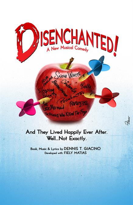 Disenchanted Theatre Poster