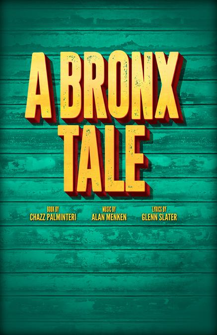 A Bronx Tale Theatre Poster