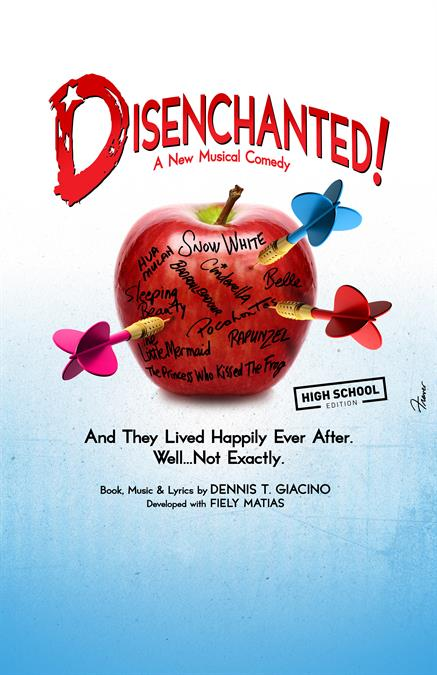 Disenchanted (High School Edition) Theatre Poster