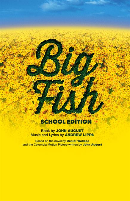 Big Fish (School Edition) Theatre Poster