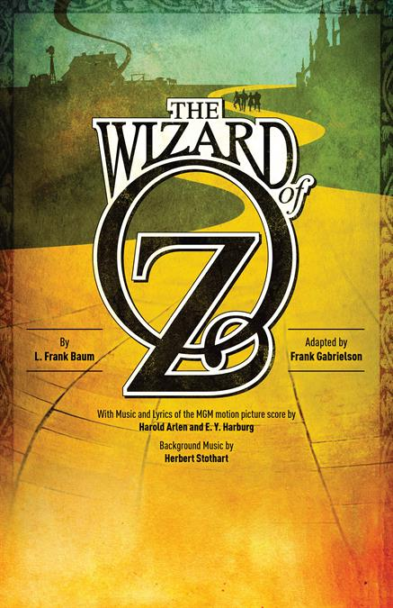 The Wizard of Oz Poster Design