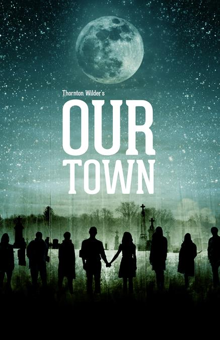 Our Town Theatre Poster