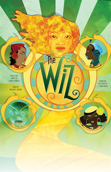 The Wiz Theatre Poster